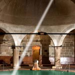 Turkish Bath in Budapest
